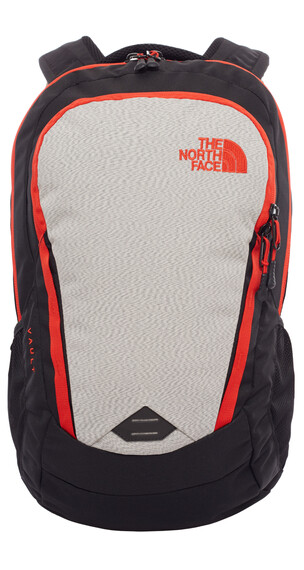 The North Face Vault rugzak 28 L rood/zwart